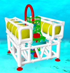 Sub Sea Heavy Oil Cargo Extraction System